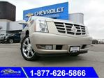 2011 Cadillac Escalade ESV - Power Running Boards & Accident Free in Bolton, Ontario