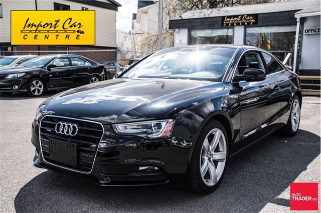 2013 audi a5 2 0t ottawa ontario used car for sale 2474726. Black Bedroom Furniture Sets. Home Design Ideas