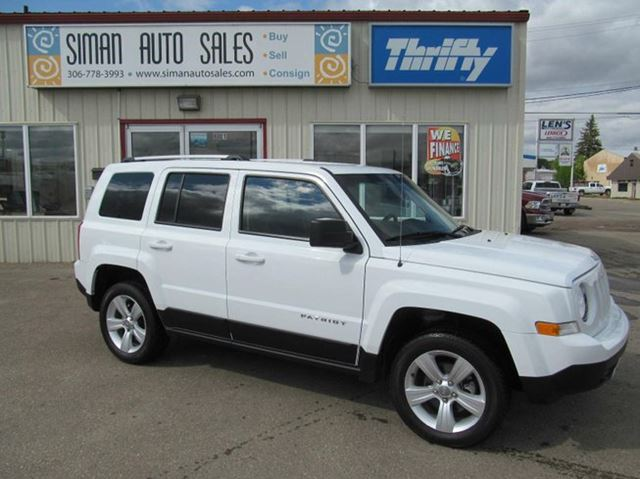 2014 Jeep Patriot Limited in Regina, Saskatchewan