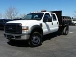 2008 Ford F-550 Crew