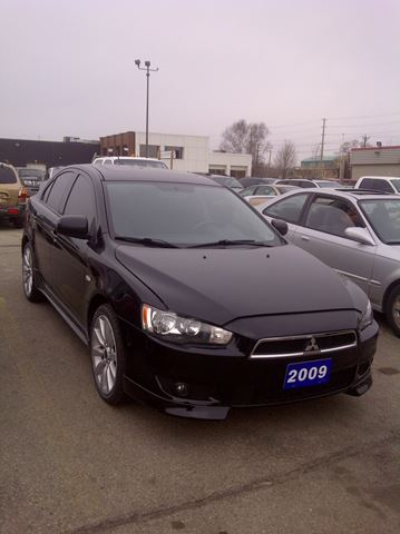 2009 Mitsubishi Lancer Loaded with Features in Mississauga, Ontario