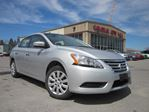 2015 Nissan Sentra 1.8S, AUTO, A/C, BT, LOADED, 29K! in Stittsville, Ontario
