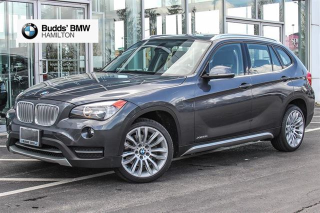 2013 bmw x1 xdrive28i hamilton ontario used car for sale 2475314. Black Bedroom Furniture Sets. Home Design Ideas