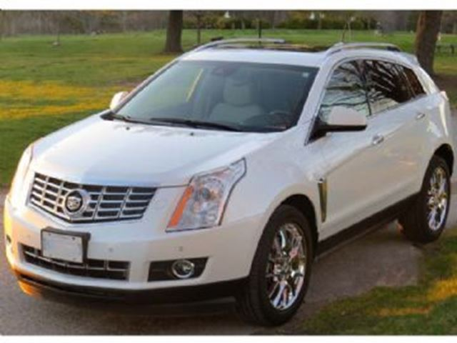 2014 cadillac srx pearl white lease busters. Black Bedroom Furniture Sets. Home Design Ideas