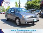 2009 Ford Focus SEL-Leather/Sunroof/Accident free in Surrey, British Columbia
