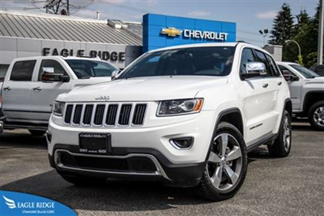 jeep grand cherokee limited navigation sunroof heated seats white. Cars Review. Best American Auto & Cars Review