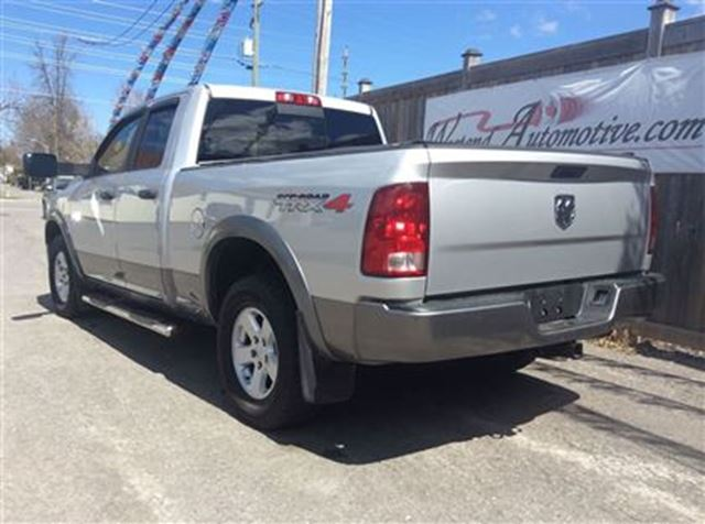 2010 dodge ram 1500 trx 4x4 ottawa ontario used car for sale. Cars Review. Best American Auto & Cars Review