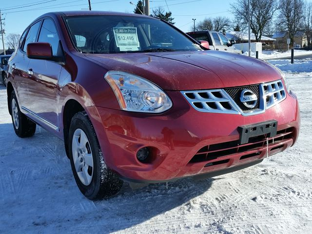 2012 nissan rogue s brantford ontario used car for sale. Black Bedroom Furniture Sets. Home Design Ideas