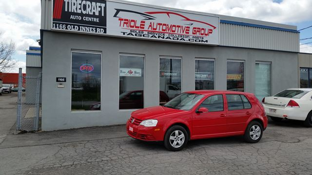 2008 Volkswagen City Golf 2.0L/EXTRA CLEAN/MUST BE SEEN in Ottawa, Ontario