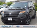 2013 Ford Explorer Sport EcoBoost w Nav, Leather, Roof, Adpt Cruise in Surrey, British Columbia