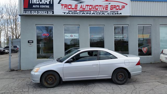 2002 Honda Civic LX/ CLEAN MUST BE SEEN!! in Ottawa, Ontario