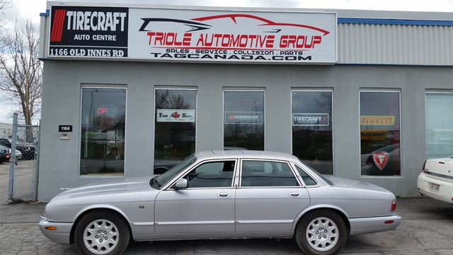 2001 JAGUAR XJ SERIES XJ8/EXTRA CLEAN/ $9995/ONLY 152K,O.B.O in Ottawa, Ontario