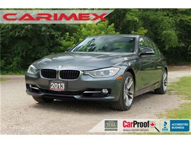2013 BMW 3 SERIES 328 i i xDrive   SPORT LINE   Accident-FREE   CERTIFIED in Kitchener, Ontario