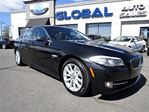 2012 BMW 5 Series xDrive AWD , NAVIGATION , REAR VIEW CAMERA. in Ottawa, Ontario