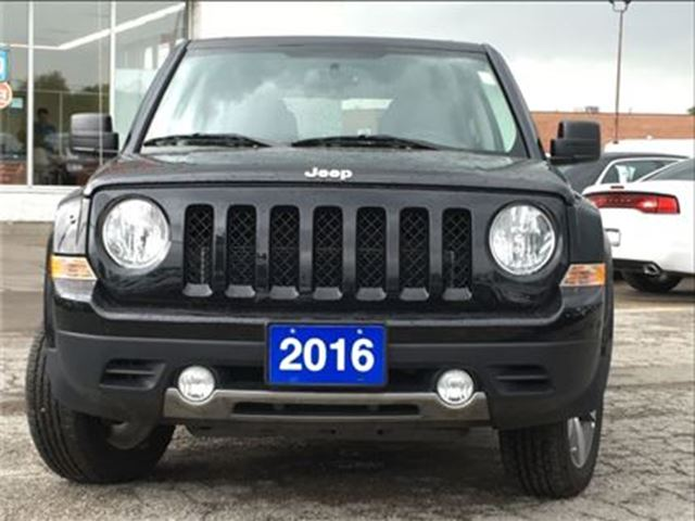 2016 jeep patriot high altitude 4wd remote start sunroof. Black Bedroom Furniture Sets. Home Design Ideas