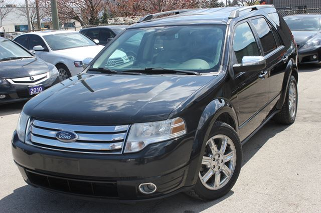 2008 ford taurus x limited black elite fine cars. Black Bedroom Furniture Sets. Home Design Ideas