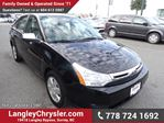 2008 Ford Focus SE W/POWER GROUP, HEATED SEATS & A/C in Surrey, British Columbia