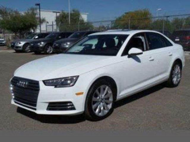 2017 Audi A4 White | LEASE BUSTERS | Wheels.ca