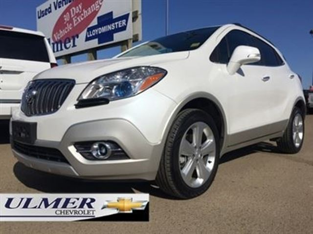 2015 Buick Encore Leather in Lloydminster, Saskatchewan
