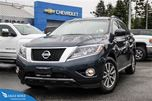 2015 Nissan Pathfinder SV heated seats & heated steering wheel in Coquitlam, British Columbia