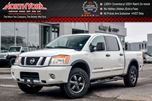 2014 Nissan Titan PRO-4X Leather Nav Back-up Cam Bluetooth Tow Pkg Sat Radio Htd Frnt Seats in Thornhill, Ontario