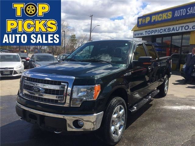 2013 FORD F-150 XLT in North Bay, Ontario