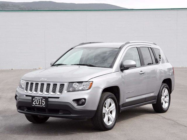 2015 jeep compass sport grey auto loan kelowna. Black Bedroom Furniture Sets. Home Design Ideas