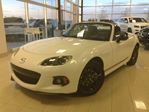 2013 Mazda MX-5 Miata  GS Dn++CAPOTABLE BLANC AUTOMATIQUE AC MAG in Joliette, Quebec
