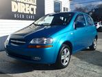 2008 Chevrolet Aveo  HATCHBACK LS 1.6L in Halifax, Nova Scotia