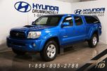 2005 Toyota Tacoma V6 + 4X4 + A/C + HITCH + MAGS in Drummondville, Quebec