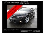 2012 Audi A4 QUATTRO! S-LINE PACKAGE! CERTIFIED PRE-OWNED! LOADED!! in Orleans, Ontario