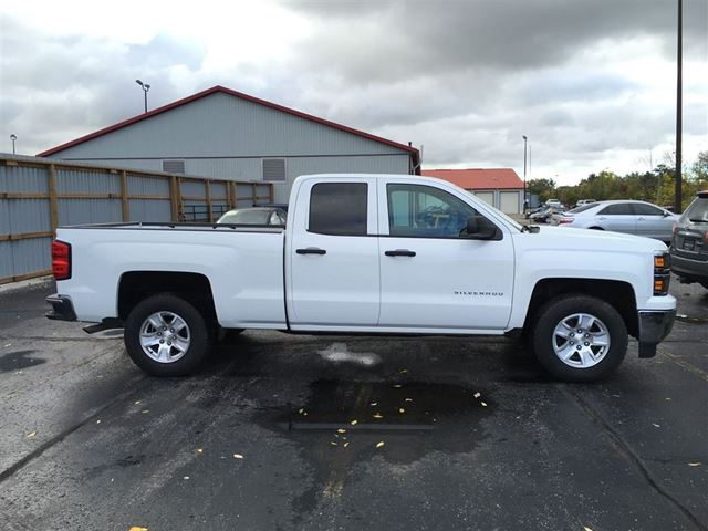 2014 chevrolet silverado 1500 1500 lt double cab cayuga ontario used car for sale 2479759. Black Bedroom Furniture Sets. Home Design Ideas