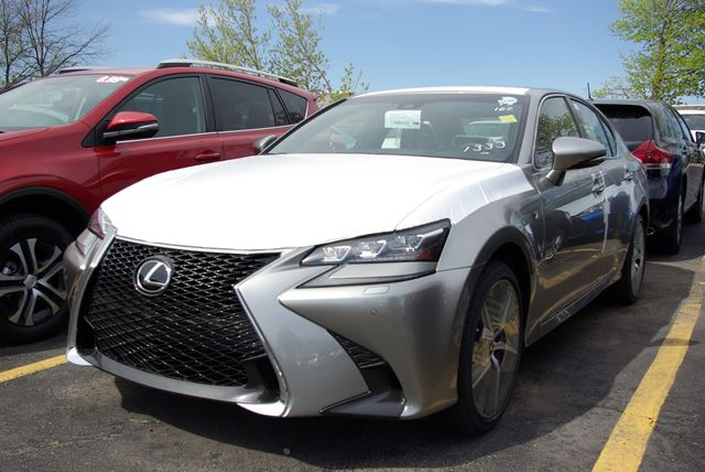 2016 lexus gs 350 f sport series 2 silver erin park lexus new car. Black Bedroom Furniture Sets. Home Design Ideas