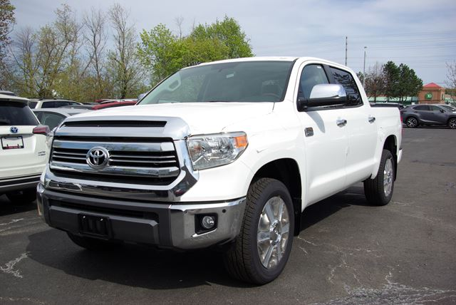 2016 toyota tundra platinum 1794 edition white erin park toyota new car. Black Bedroom Furniture Sets. Home Design Ideas