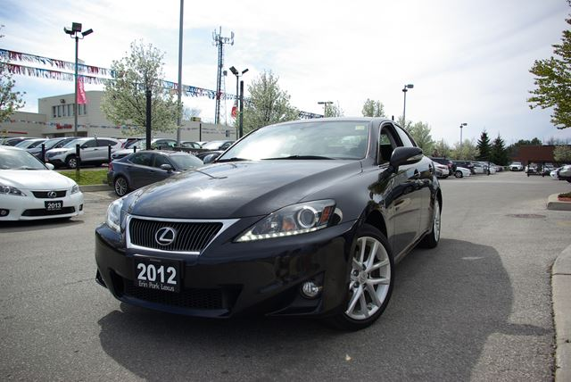 2012 lexus is 250 awd power moonroof 18 alloys xm. Black Bedroom Furniture Sets. Home Design Ideas