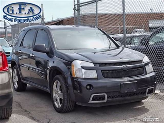 2008 chevrolet equinox low price offer north york. Black Bedroom Furniture Sets. Home Design Ideas