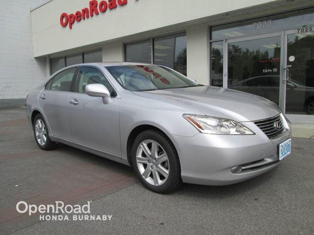 2007 lexus es 350 burnaby british columbia used car for sale. Black Bedroom Furniture Sets. Home Design Ideas