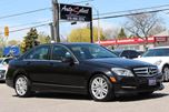 2011 Mercedes-Benz C-Class AWD C250 4MATIC ONLY 78K! **CLEAN CARPROOF** SPORT PKG in Scarborough, Ontario