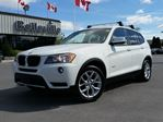 2013 BMW X3 28i-only $235 bi-weekly!! in Belleville, Ontario