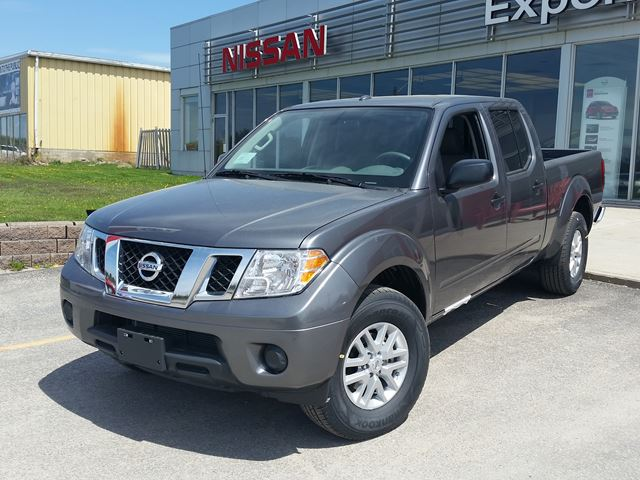 2016 nissan frontier sv orillia ontario new car for sale 2480148. Black Bedroom Furniture Sets. Home Design Ideas