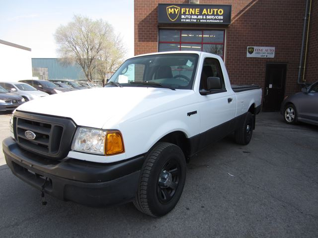 2005 ford ranger stx pickup truck automatic 94 000 km. Black Bedroom Furniture Sets. Home Design Ideas