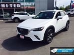 2016 Mazda CX-3 GT MODEL- LEATHER AND MOONROOF in Toronto, Ontario
