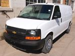 2015 Chevrolet Express CARGO VAN POWER GROUP V8 ENGINE LOW KM FINANCE AVAILABLE in Edmonton, Alberta