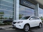 2013 Lexus RX 450h TOURING PACKAGE/AWD in Richmond, British Columbia