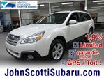 2013 Subaru Outback 3.6R Limited Package in St Leonard, Quebec