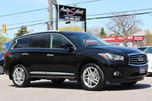2013 Infiniti JX AWD ONLY 76K! NAVIGATION PKG **TECHNOLOGY PKG** MINT!! in Scarborough, Ontario