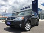 2012 Subaru Forester Leather ~ GPS Navigation ~ Fully Loaded in Richmond Hill, Ontario