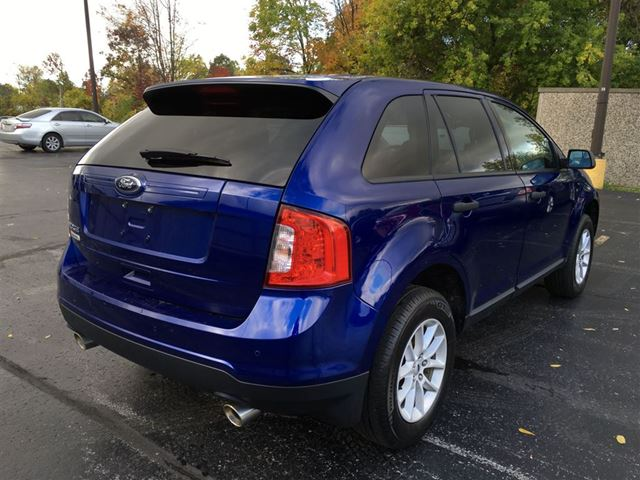 2013 ford edge se cayuga ontario used car for sale 2481396. Black Bedroom Furniture Sets. Home Design Ideas