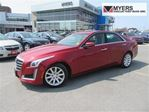 2015 Cadillac CTS Luxury AWD in Ottawa, Ontario