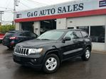 2013 Jeep Grand Cherokee Laredo 4x4   in Ottawa, Ontario